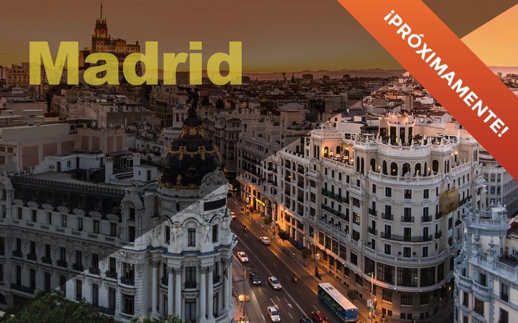 Concesionarios coches Madrid