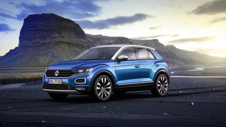 Desvelamos el precio del Volkswagen T-Roc, el nuevo crossover de la firma alemana