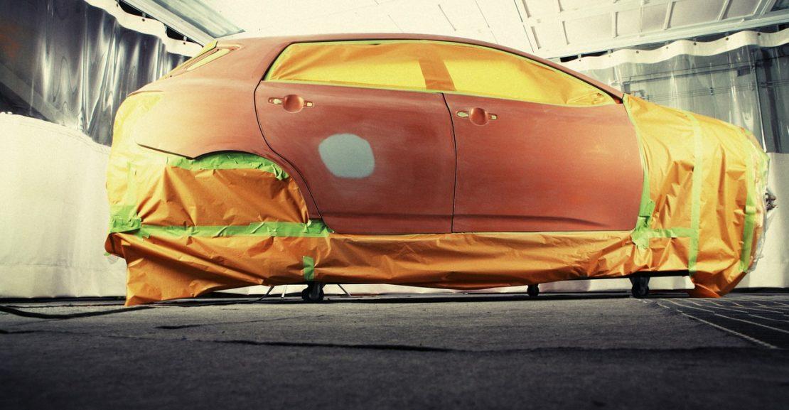 Cuánto cuesta pintar un coche?   TopConcesionarios