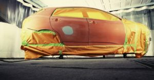 ¿Cuánto cuesta pintar un coche?