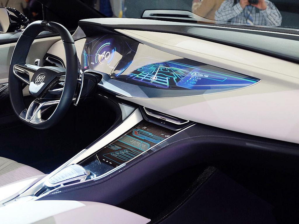 prototipos de coches del futuro