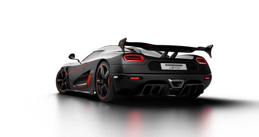 el coche que más corre del mundo