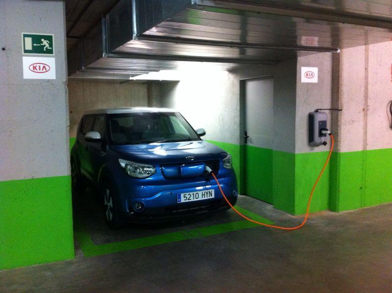 coste recarga coche electrico