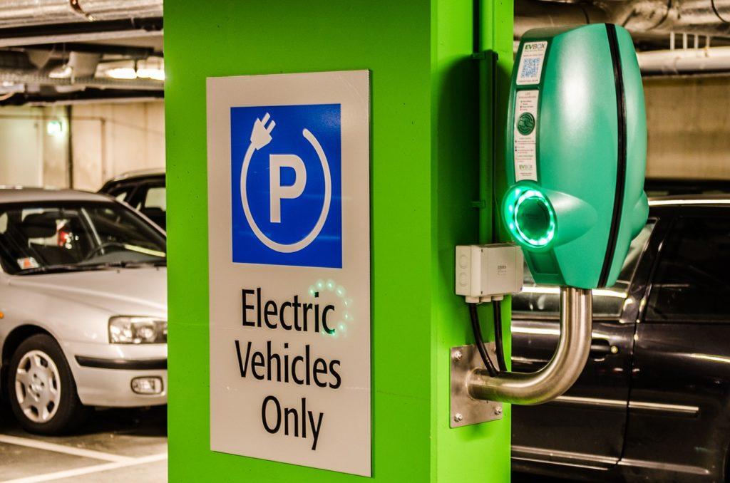 punto de recarga coche electrico precio
