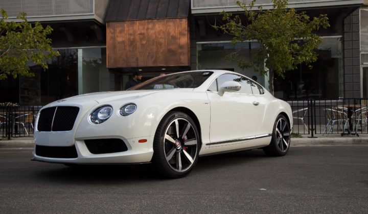 concesionario bentley barcelona