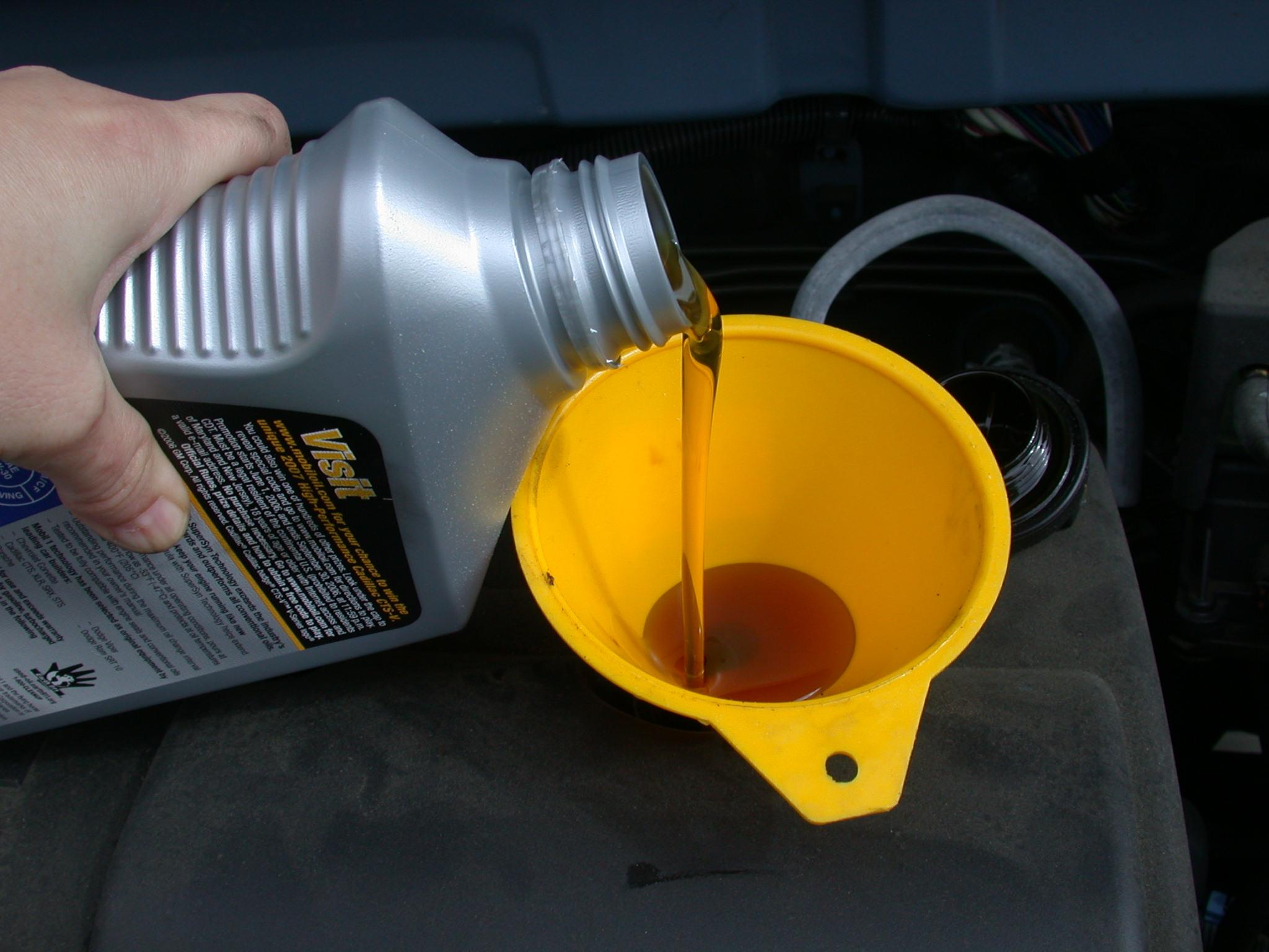 viscosidad aceite motor