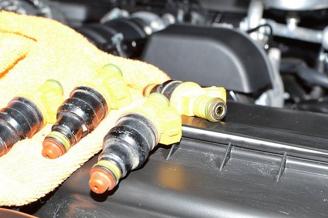 como limpiar inyectores diesel sin desmontar