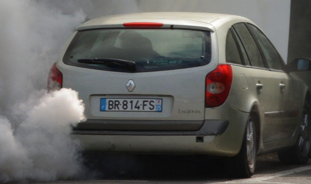 humo blanco en motor diesel respuestas