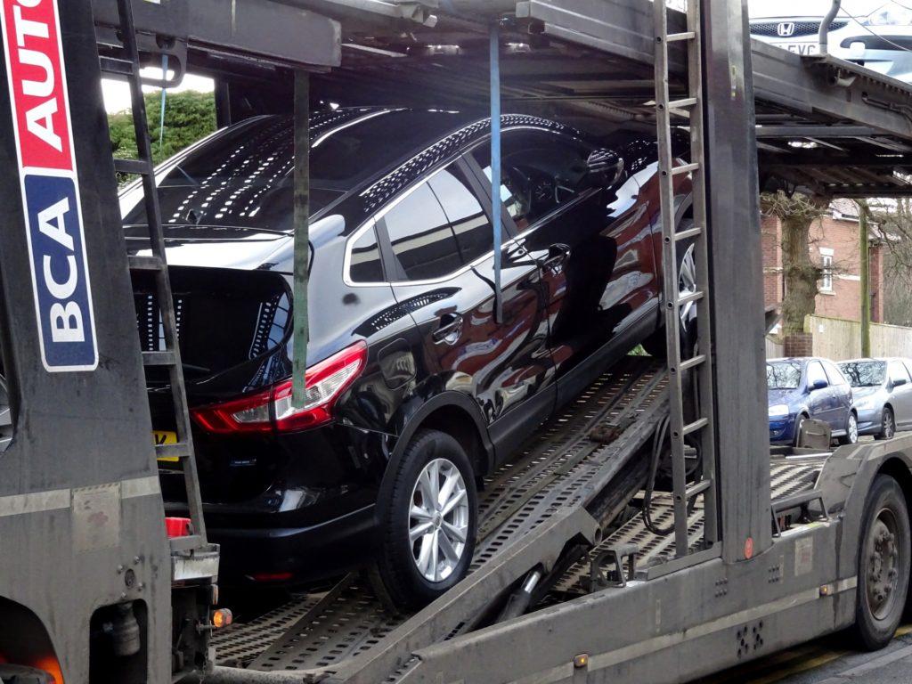 transporte coche alemania españa