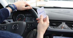 Número del carnet de conducir