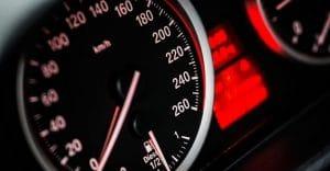 Estas son las multas por exceso de velocidad
