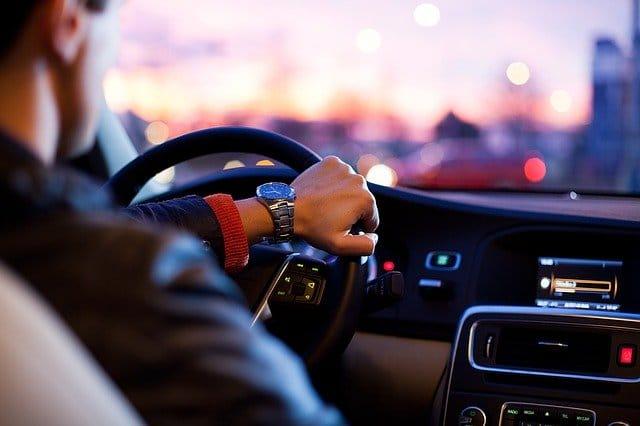 conducir acompañado estado de alarma